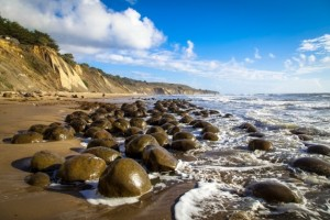 Bowling Ball Beach, Matt Macintosh, NOAA